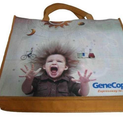 Recycle Woven Promotion Shopping Bag