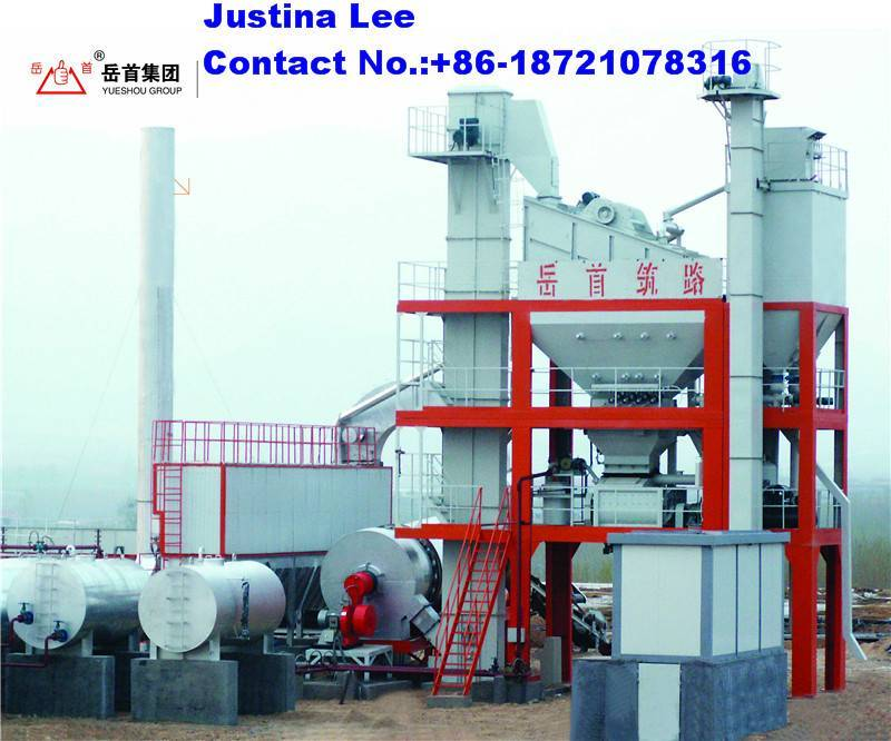 Manufacture and Sell Asphalt Mixing Plant LBJ1000