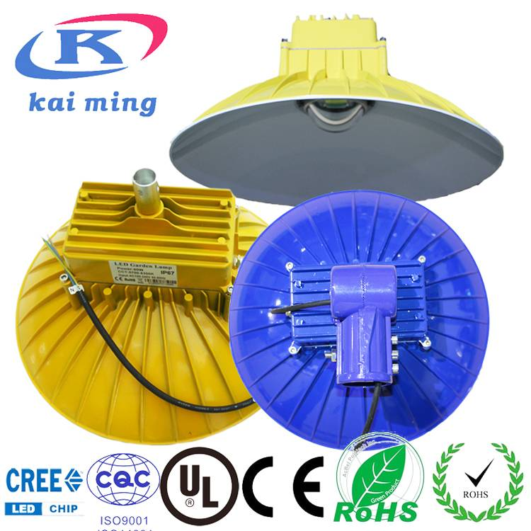 Outdoor waterproof IP67 led garden light cree chip ultra-bright led garden lamp