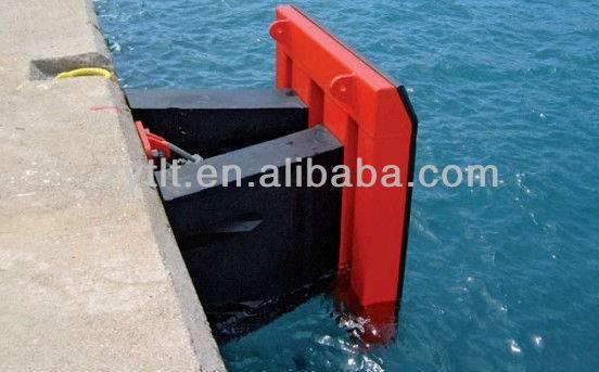 Talent best performance rubber MV fender for dock