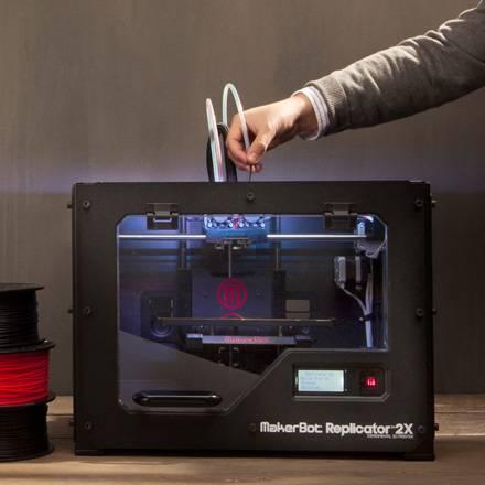 MakerBot Replicator 2X USD$699