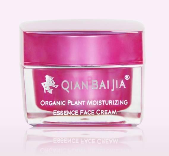 QianBaiJia Organic Plant Moisturizing Facial Cream