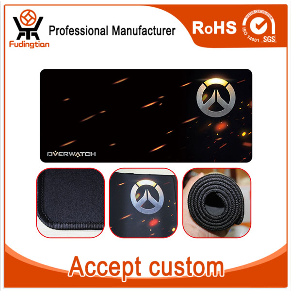 XXL Large Big 900400mm Professional Printed Cloth Gaming Mouse Pad