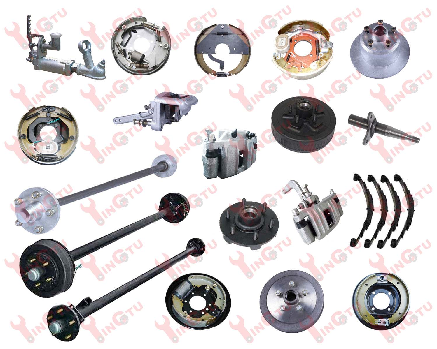 Sell High Quality Trailer Axles and Repair Parts
