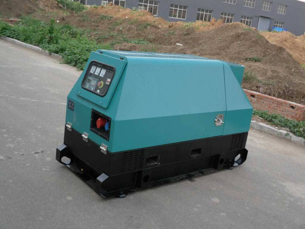 sound proof diesel generator set