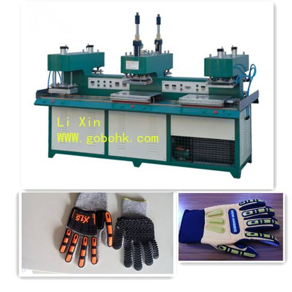 silicone Brand making machine for gloves