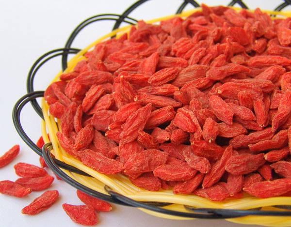 Healthy Organic Goji Berry from Ningxia