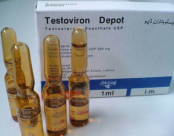 testoviron depot 250mg
