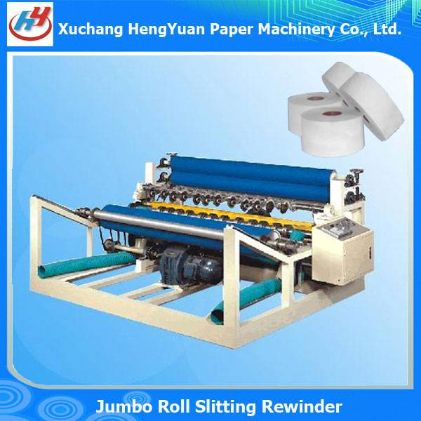 Full Automatic Jumbo Roll Paper Slitting Machine