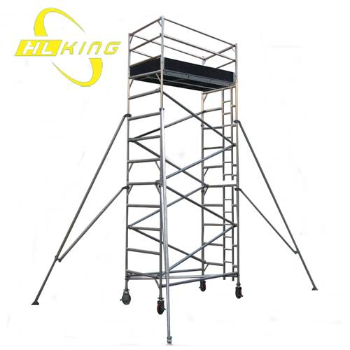 4m Aluminium Scaffold Tower(SF-615)