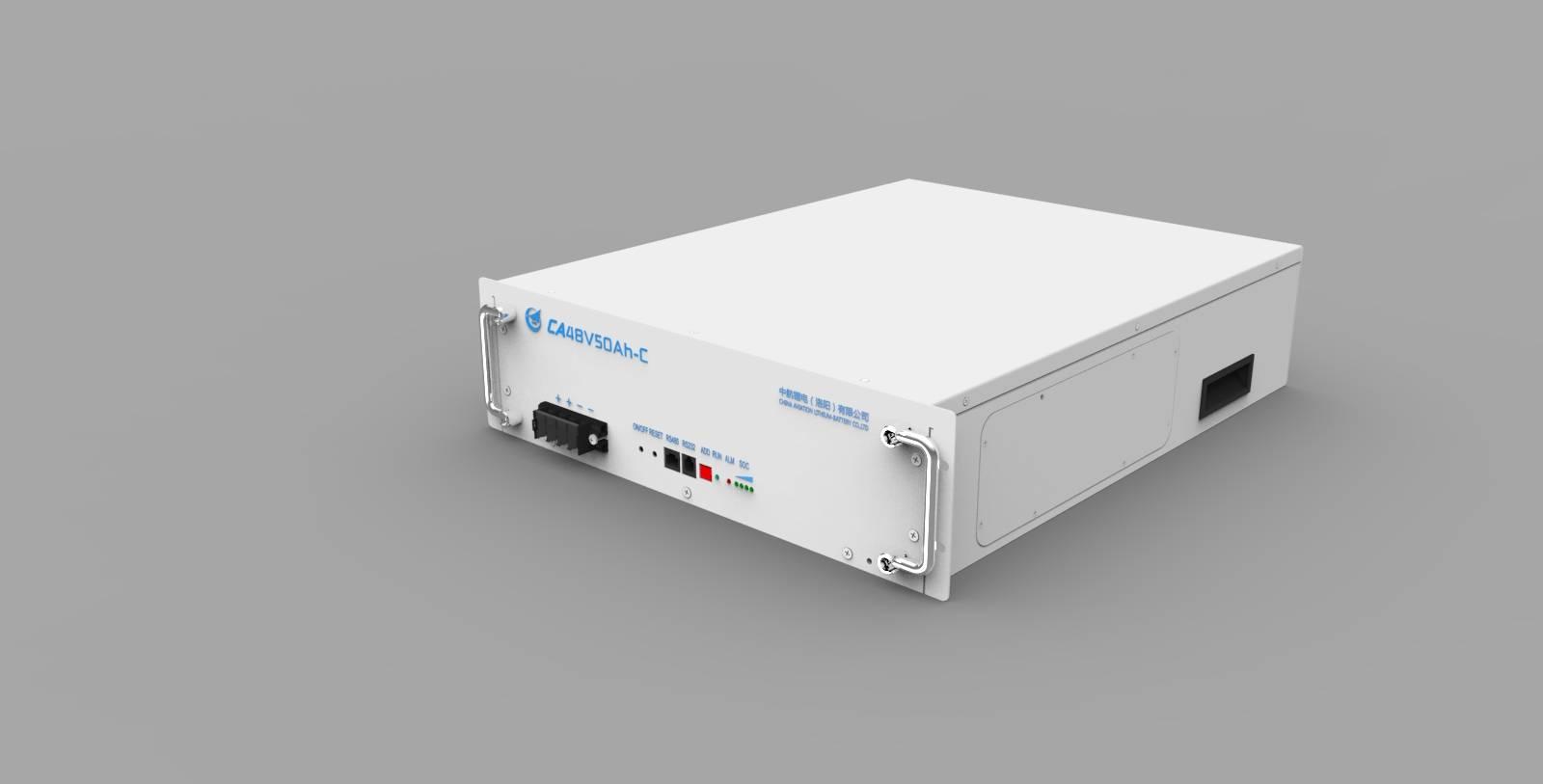 48V50Ah lithium battery pack