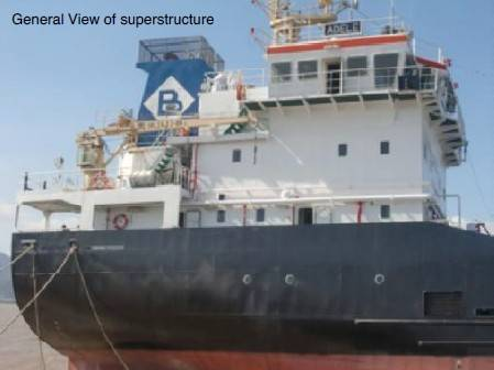 sell 3,200t oil tanker BV Class