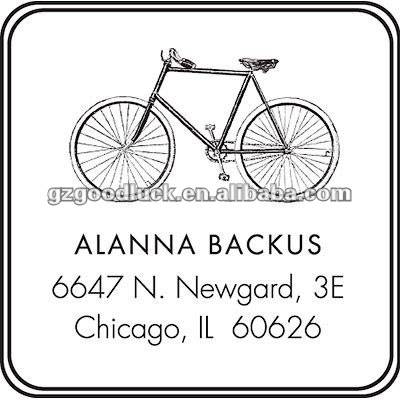 Custom Address Stamps - Rubber Stamps - Signature Stamps
