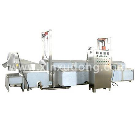 Sell Large Frying Continuous Production Line