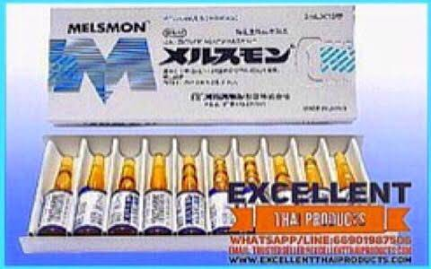 Melsmon Human Placenta Extract (Japan)