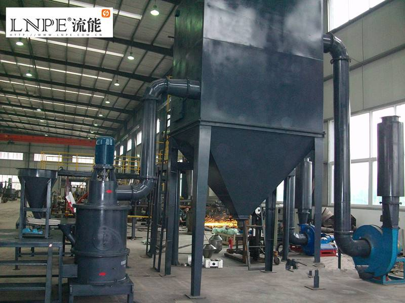 Graphite Powder Energy Saving Grinding Machine