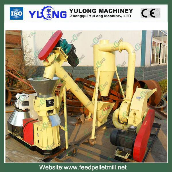 Small Home Use CE Poultry Feed Pellet Mill