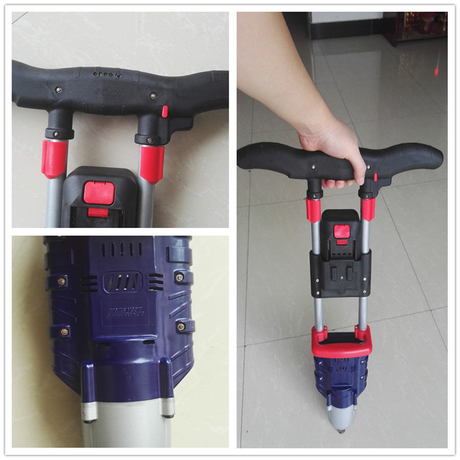 cordless torque wrench battery bolting tool rechargeable impact wrench