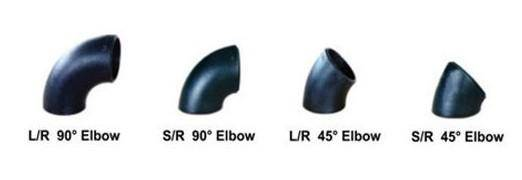 ELBOW:Stainless Steel, Carbon Steel, Alloy, Malleable cast iron, 45°, 90°, 180°