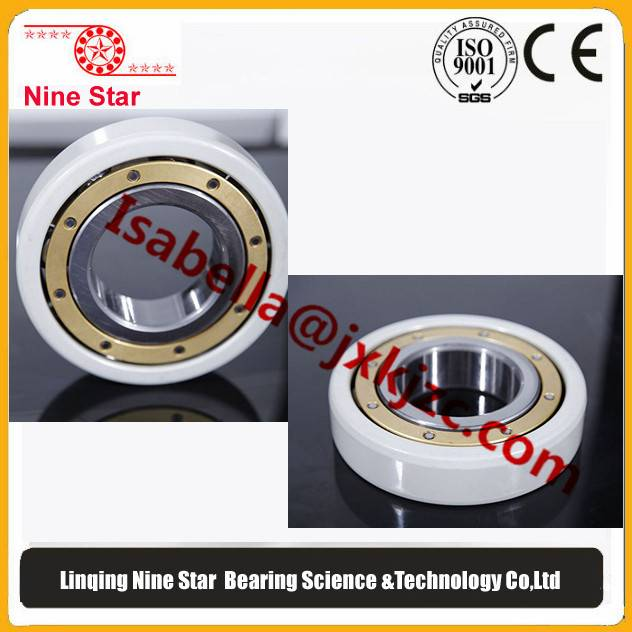 6316M/C3VL0241 Insulated Bearing 80x170x39mm
