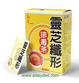 Sell weight loss tea weight loss powder weight loss plus slim tea
