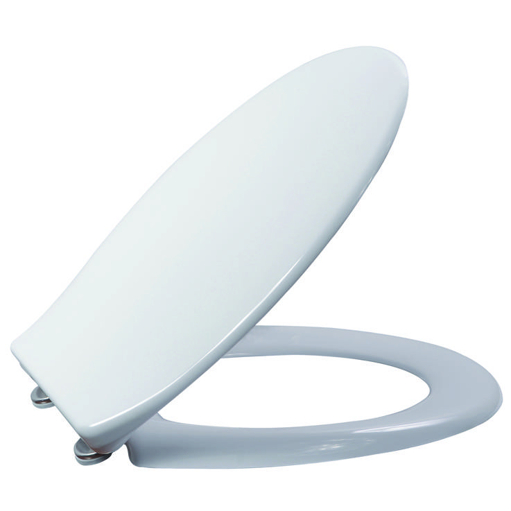 EU standard size UF/Duroplast Toilet Seat Cover with soft close function
