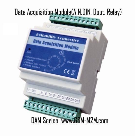 DAM206 DAM306 Data Acquisition Modules