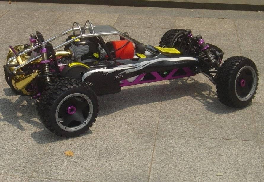 Updated Hpi Baja 5b SS 26cc KM R/C Car at $590 free shipping