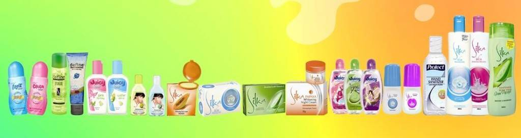 SILKA Skin Care Products