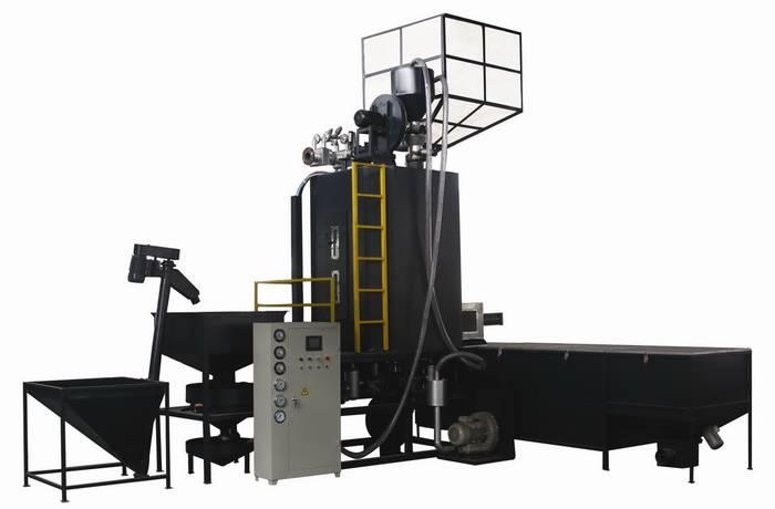 EPS cutting machinery