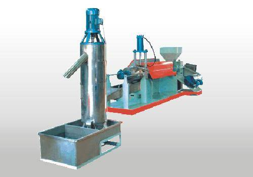 Water-ring Grain Cutting And Dehydration Set
