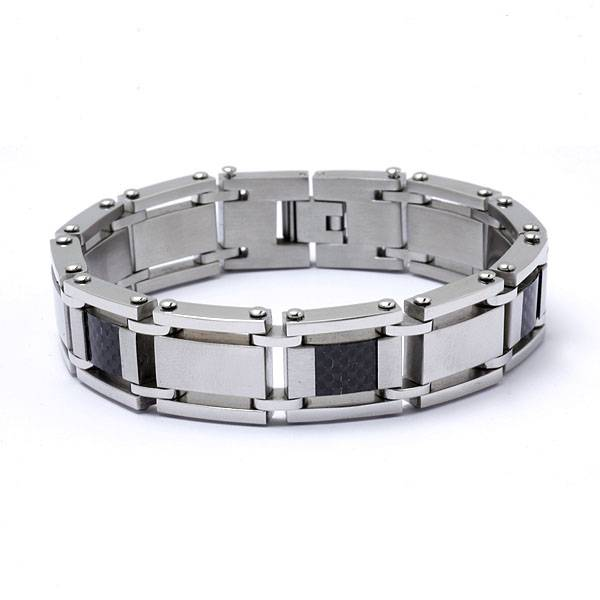 317L top quality stainless steel bracelet jewelry 55