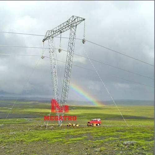 V type transmission line tower (MGP-V010)