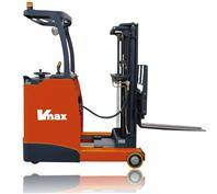 1.0-2.0T Stand-On Electric Reach Forklift