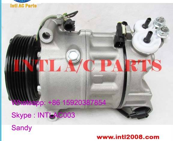 PXC16 ac compressor FOR Land Rover Sanden 1656P