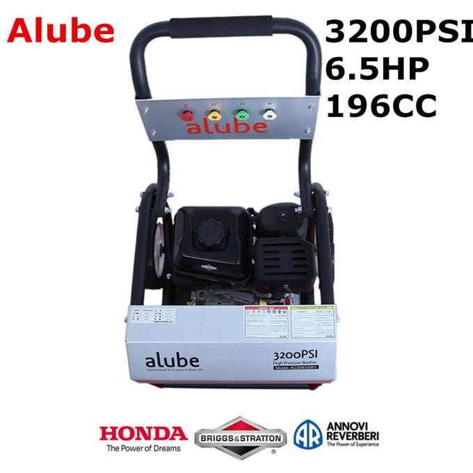 3200psi 220bar 6.5hp gasoline pressure washer