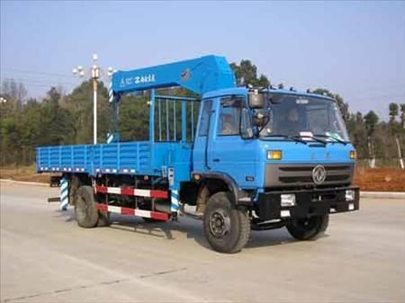 DONGFENG 145 Truck Crane