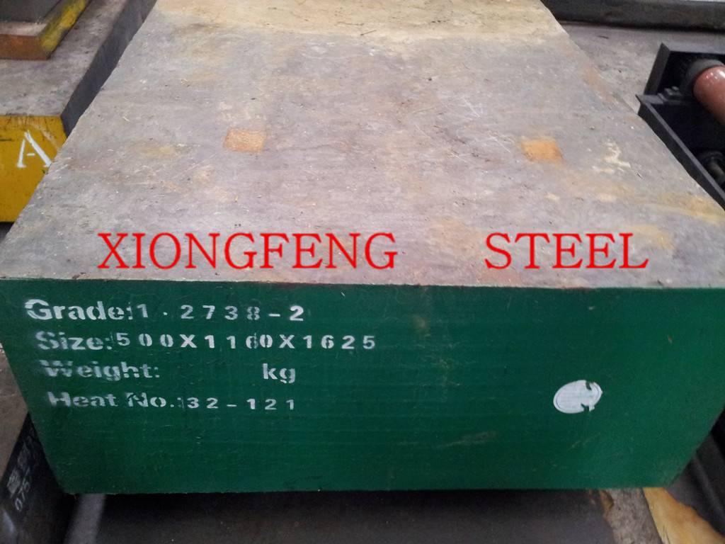 Plastic Mould Steel 1.2738/P20+Ni