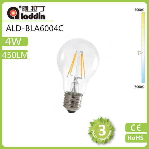 led Filament Bulb e27 220v edison bulb