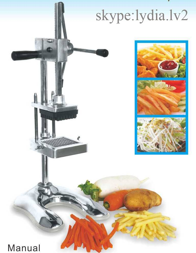 High Quality Manual Potato Chip Machine