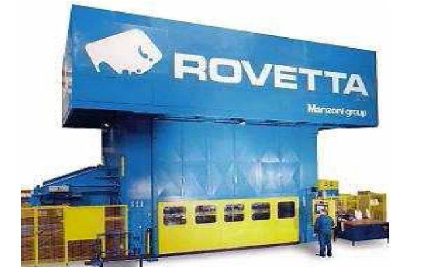 Trandfer Press Rovetta 1500T