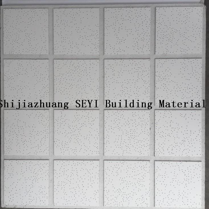 Mineral Fiber Ceiling/Board For room,officebuilding,hotel,hospital etc.