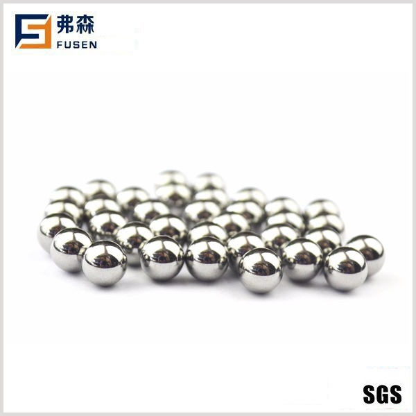 "3/16"" 4.762mm AISI430 G1000 stainless steel balls for nail polish"