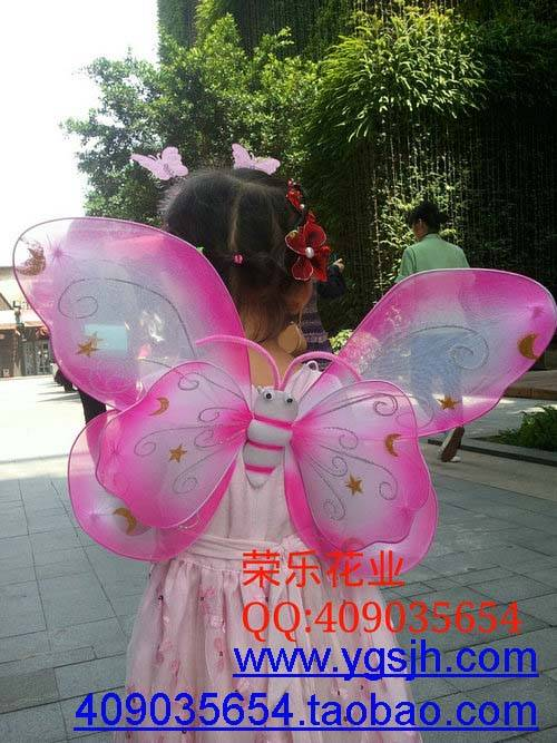 butterfly wings, a special Christmas gifts for little girls