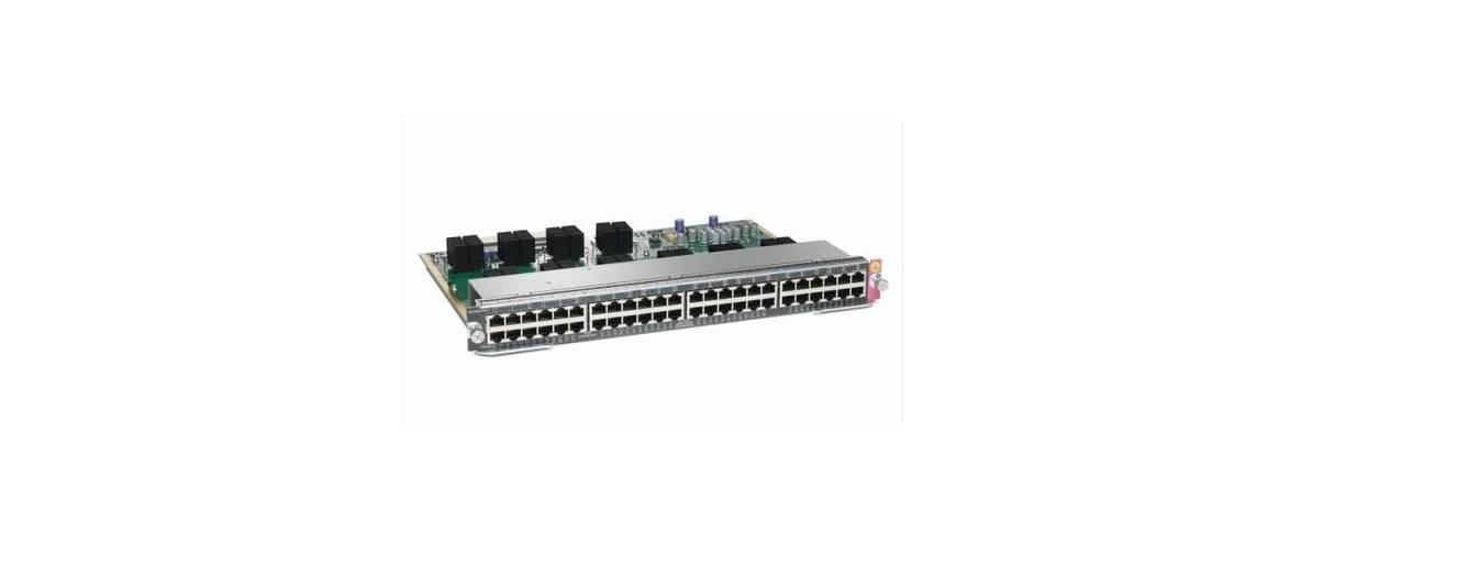 Sell Cisco WS-X4648-RJ45-E