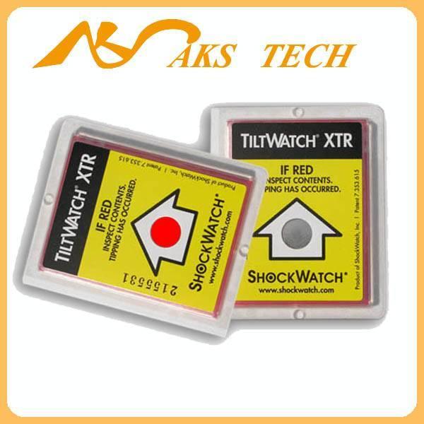 intelligent warning label TiltWatch XRT monitoring transport