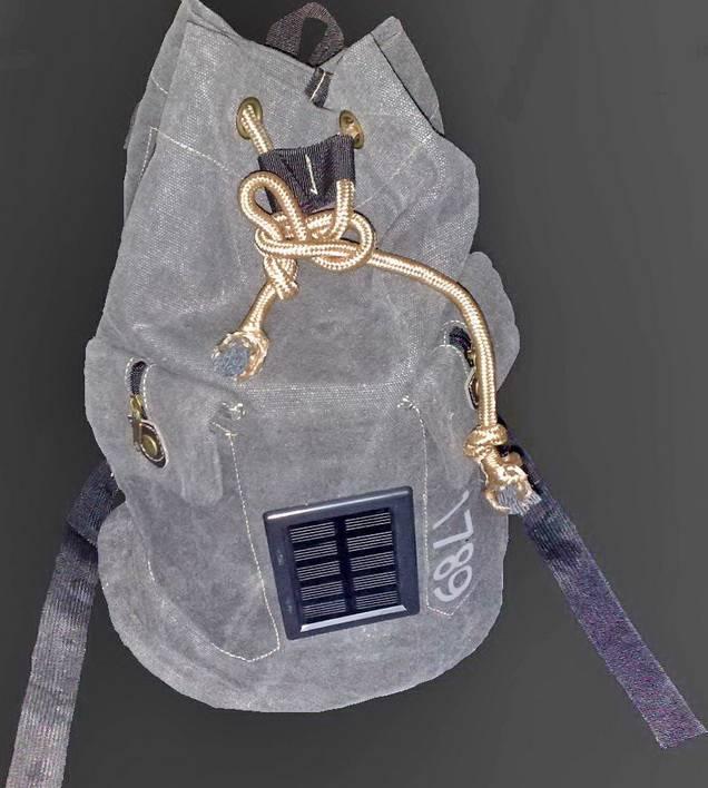 solar bag YLY-051A