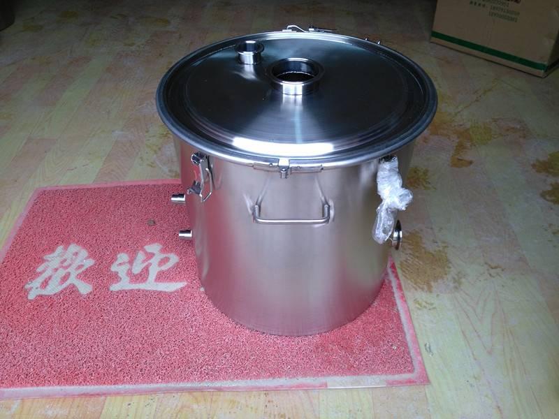 304 stainless steel distillation bucket
