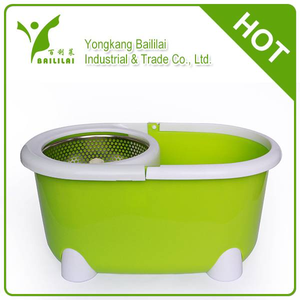2014 new arrival 360 degre spin mop with bucket