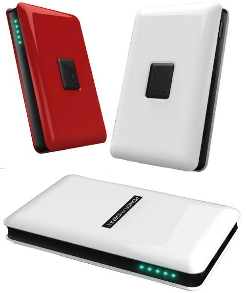 Portable Smart Secondary Battery
